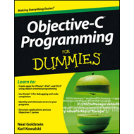 Objective-C Programming For Dummies (BOK)