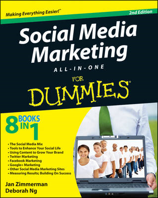 Social Media Marketing All-in-One For Dummies (BOK)