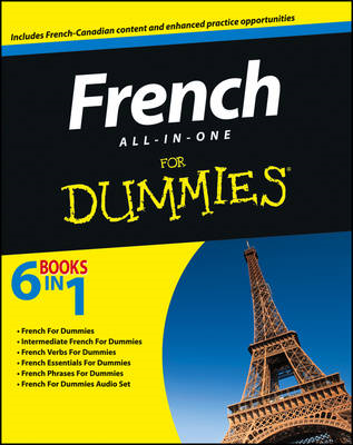 French All-in-One For Dummies (BOK)