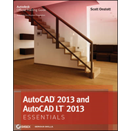 AutoCAD 2013 and AutoCAD LT 2013 Essentials (BOK)
