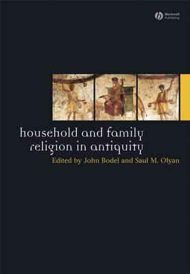 Household and Family Religion in Antiquity (BOK)