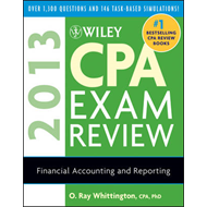 Wiley CPA Exam Review 2013 (BOK)