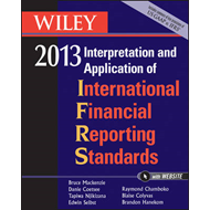 Wiley IFRS 2013: Interpretation and Application of International Financial Reporting Standards: 2013 (BOK)