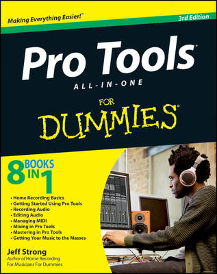 Pro Tools All-in-One For Dummies (BOK)