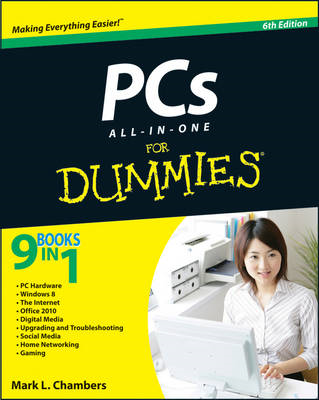 PCs All-in-One For Dummies (BOK)