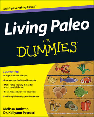 Living Paleo For Dummies (BOK)