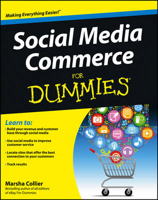 Social Media Commerce For Dummies (BOK)