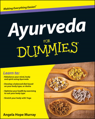 Ayurveda for Dummies (BOK)