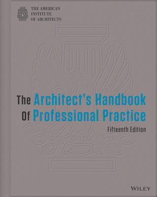 The Architect's Handbook of Professional Practice (BOK)
