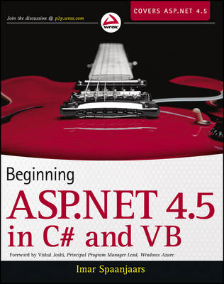 Beginning ASP.NET 4.5: in C# and VB (BOK)