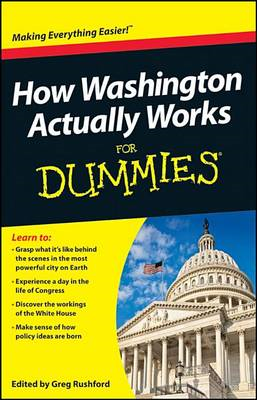 How Washington Actually Works For Dummies (BOK)