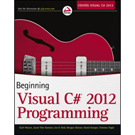 Beginning Visual C# 2012 Programming (BOK)
