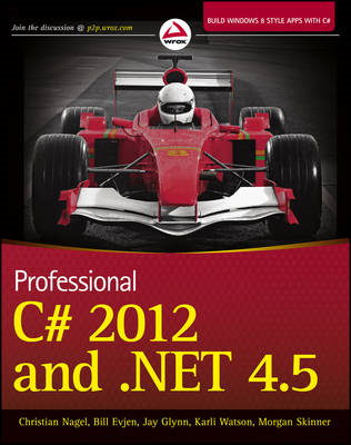 Professional C# 2012 and .NET 4.5 (BOK)
