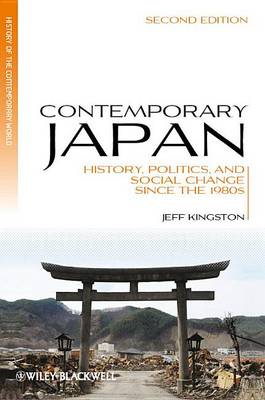 Contemporary Japan (BOK)