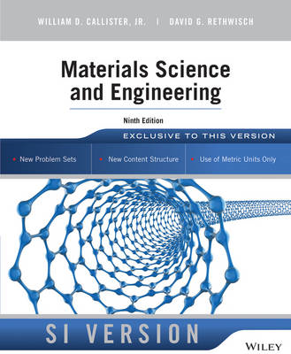 Materials Science and Engineering (BOK)