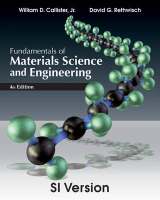 Fundamentals of Materials Science and Engineering (BOK)