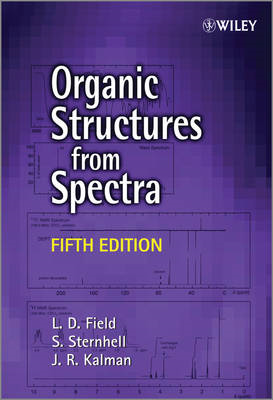 Organic Structures from Spectra (BOK)