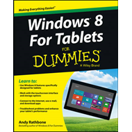 Windows for Tablets For Dummies (BOK)