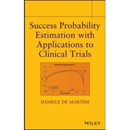 Success Probability Estimation with Applications to Clinical Trials (BOK)