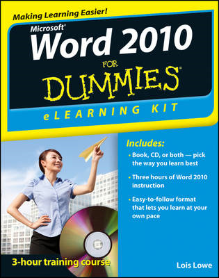 Word 2010 eLearning Kit For Dummies (BOK)