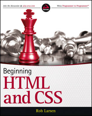 Beginning HTML and CSS (BOK)