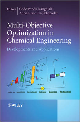 Multi-Objective Optimization in Chemical Engineering: Developments and Applications (BOK)