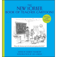 New Yorker Book of Teacher Cartoons (BOK)
