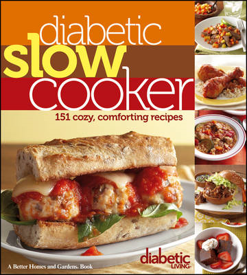 Diabetic Living Diabetic Slow Cooker Recipes (BOK)