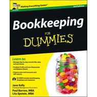 Bookkeeping For Dummies (BOK)