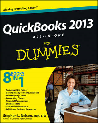 QuickBooks 2013 All-in-One For Dummies (BOK)