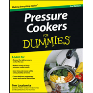 Pressure Cookers For Dummies (BOK)