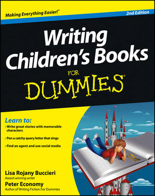 Writing Children's Books for Dummies, 2nd Edition (BOK)