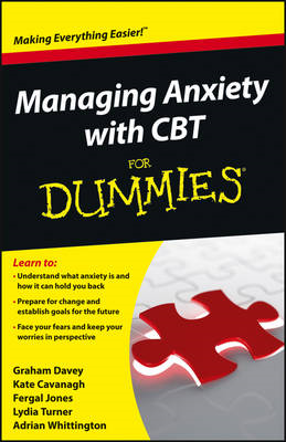 Managing Anxiety with CBT For Dummies (BOK)