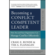 Becoming a Conflict Competent Leader (BOK)