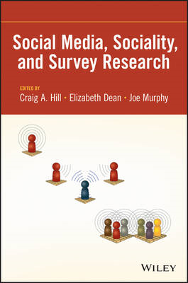 Social Media, Sociality, and Survey Research (BOK)