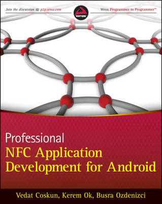 Professional NFC Application Development for Android (BOK)