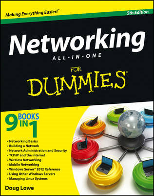 Networking All-in-One For Dummies (BOK)