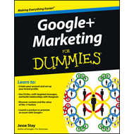 Google+ Marketing For Dummies (BOK)