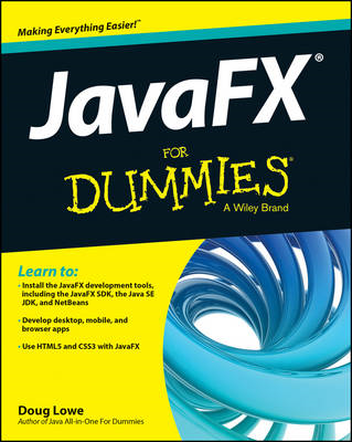 JavaFX For Dummies (BOK)