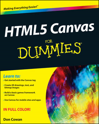 HTML5 Canvas For Dummies (BOK)