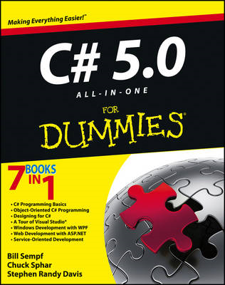 C# 5.0 All-in-One For Dummies (BOK)