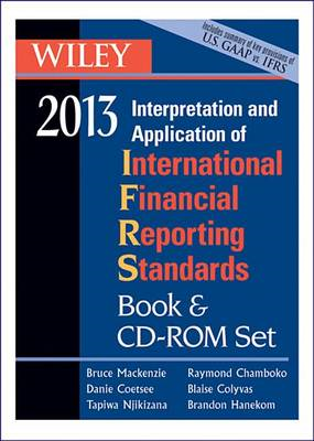 Wiley IFRS: Interpretation and Application of International Financial Reporting Standards Set: 2013 (BOK)