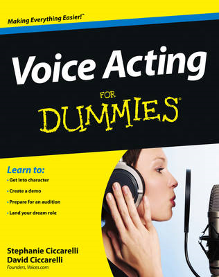 Voice Acting For Dummies (BOK)