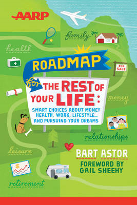 AARP Roadmap for the Rest of Your Life (BOK)
