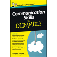 Communication Skills For Dummies (BOK)