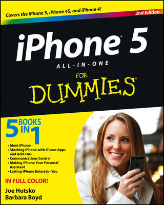 IPhone 5 All-in-One For Dummies (BOK)