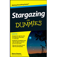 Stargazing for Dummies (BOK)