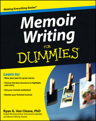 Memoir Writing For Dummies (BOK)