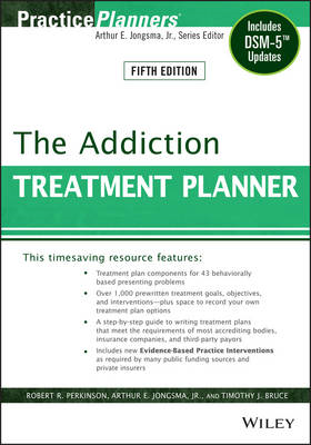 The Addiction Treatment Planner (BOK)