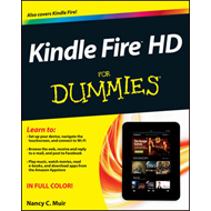 Kindle Fire HD For Dummies (BOK)
